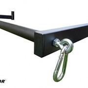 GYMCOR-BARRE-DE-TRACTION--FIXATION-MURALE-AVEC-SAC-DE-FRAPPE-OU-TRX-SANGLE-MOUNTS-CHAQUE-EXTRMIT-0-0