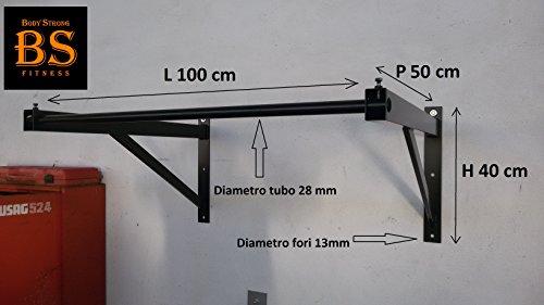 BAR-TRACTION-CROSSFIT-RETOUR-BICEPS-MUR-100-x-50-cm-0