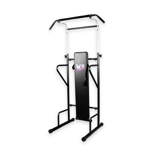 We-R-Sports-Appareil-de-musculation-Abdominauxbarre-de-tractiondip-bodybuilding-0