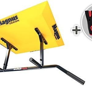 Magnus-Power-Mp1023-Barre-de-traction-montage-au-plafond-4-grips-Gants-Crochet-pour-suspension-Trainersac-de-frappe-Original-0