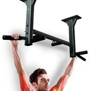 Sportstech-Barre-de-traction-4-en-1-KS400-montage-au-plafond-3-anneaux-pour-TRX-ou-punching-ball-6-poignes-antidrapantes-exercices-de-musculation-pull-ups-3-prises-matriel-de-fixation-incl-0