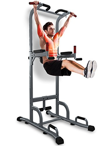 Achat sportstech chaise romaine 7 en 1 pt300 power tower for Achat chaise romaine