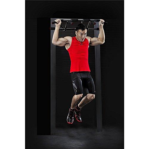 achat adidas gym door barre de traction pour porte noir. Black Bedroom Furniture Sets. Home Design Ideas