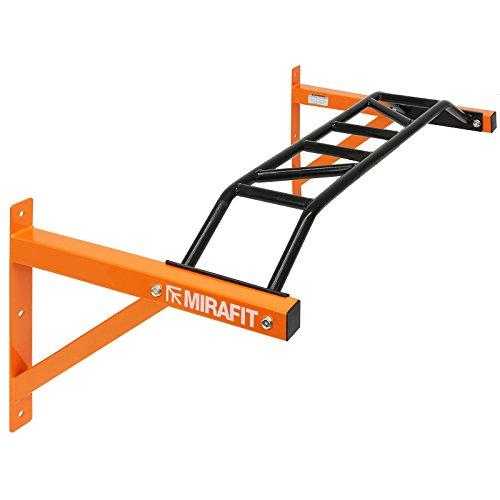 Mirafit-Barre-de-Traction-Robuste-a-Multi-Prise-pour-Montage-au-Mur-Largeur-de-12m-0