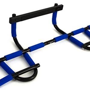 Barre-de-Traction-Multifonctions-Fitem--Barre-de-Porte-Pull-up-Bar--Chin-up-Bar--Barre-de-Musculation-Haut-du-Corps-Acier-Solide-Supporte-jusqu-180kg-Epaisseur-Mur-5-10cm-ou-11-17cm-0