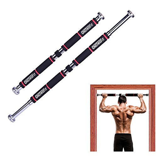 OneTwoFit-Barre-de-Traction-Porte-Gym-Barre-de-Tractions-Musculation-Murale-Horizontale-Exercice-Fitness-HK664-0
