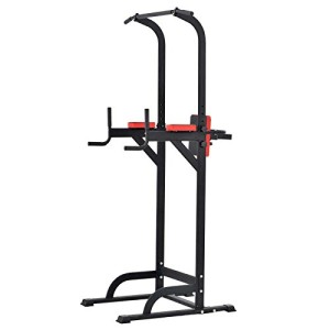 Pullup-Fitness-Barre-de-Traction-Ajustable-Station-Musculation-Dips-Station-Chaise-Romaine-0