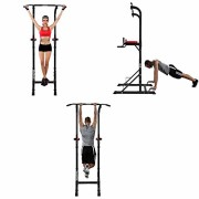 ISE-Chaise-Romaine-Barre-de-Traction-Musculation-Station-Traction-Dips-SY-5607-0-0