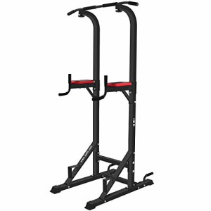 ISE-Chaise-Romaine-Barre-de-Traction-Musculation-Station-Traction-Dips-SY-5607-0