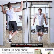 Sportstech-Ensemble-Unique-Barre-de-Traction-4en1-Pliable-KS500-pour-Cadre-de-Porte-incluant-Barre--dips-Elastiques-Montage-Facile-sans-visses-Barre-Pull-up-eBook-Inclus-0-0