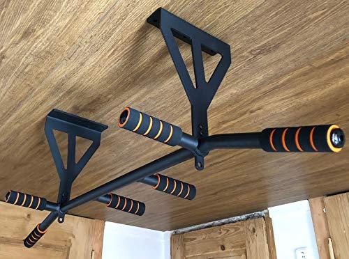 Faultier-Sports-Collier-pour-Montage-au-Plafond-jusqu-200-kg-avec-2-Crochets-pour-Sac-de-Boxe-Trainer-etc-0